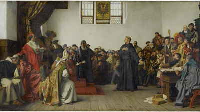 500 Jahre Luther in Worms