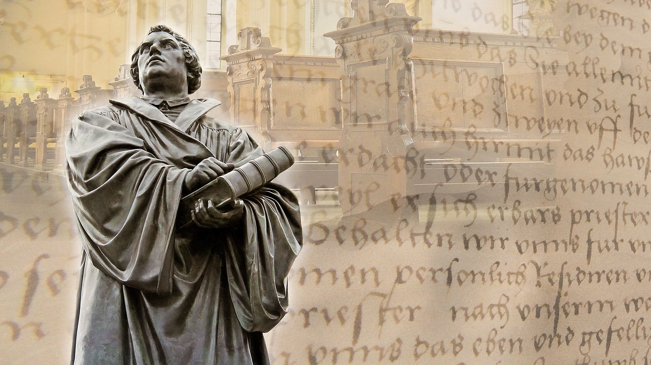 Wie Viele Thesen Hatte Luther