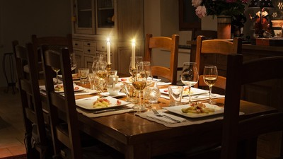 "Kein Silvester ohne ""Dinner for One"""