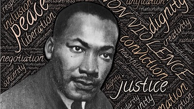 Martin Luther King Tag